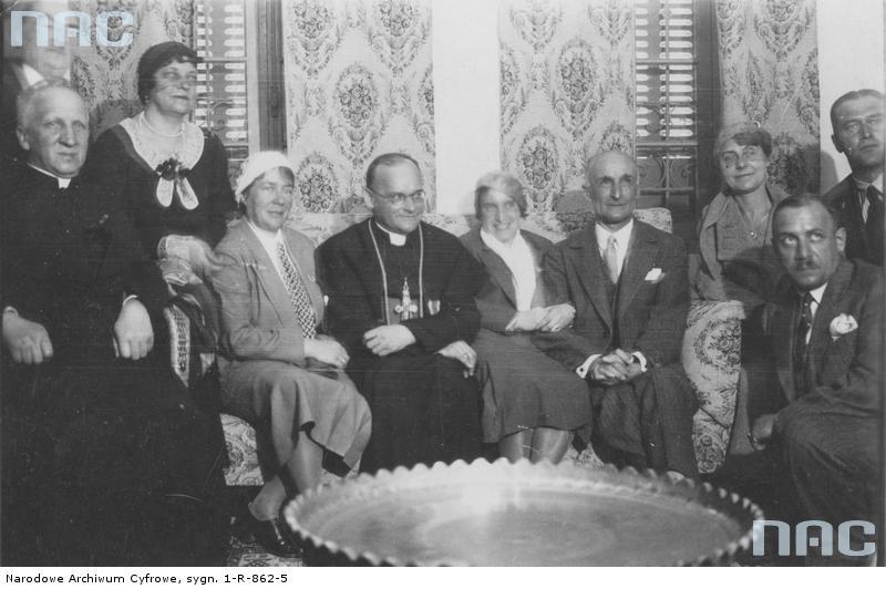 w Konsulacie Generalnym RP - 1933